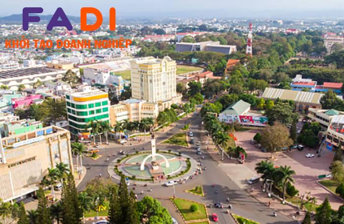 Các doanh nghiệp thành lập tại Đắk Lắk luôn được tạo điều kiện thuận lợi để phát triển kinh tế