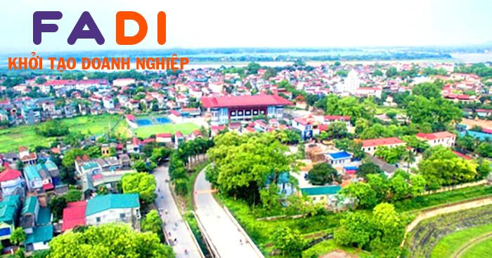 Dịch vụ thành lập công ty / doanh nghiệp từ FADI JSC với nhiều ưu đãi lớn