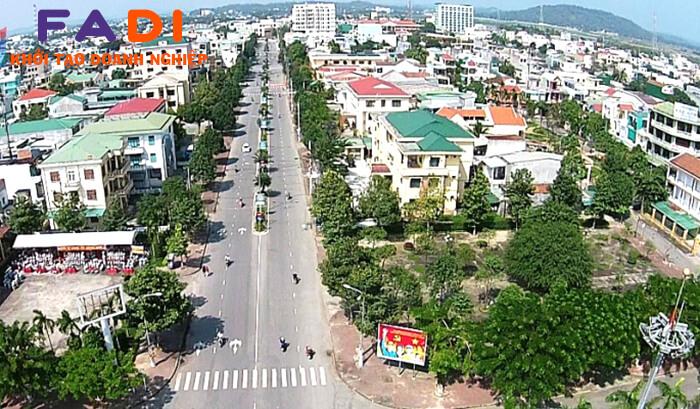 Các doanh nghiệp tại Quảng Ngãi luôn được tạo điều kiện thuận lợi để phát triển kinh tế