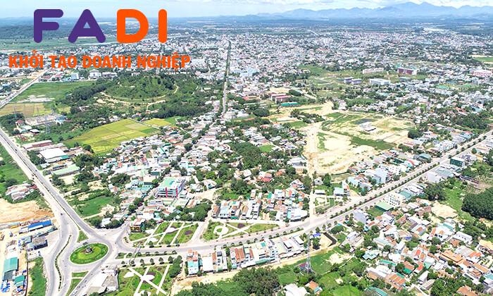 Thành lập công ty / doanh nghiệp tại Quảng Ngãi với nhiều ưu đãi lớn từ FADI JSC