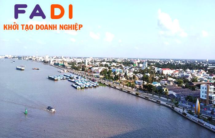 Dịch vụ thành lập công ty / doanh nghiệp tại Tiền Giang với nhiều ưu đãi lớn từ FADI