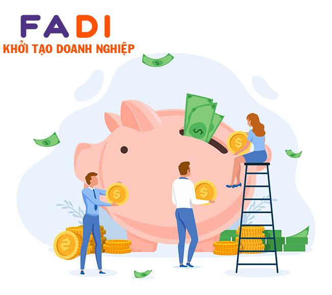 FADI giúp tiết kiệm tối đa chi phí thành lập công ty
